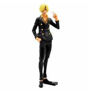 Image 2 - Un Pezzo Grandista Roronoa Zoro Action Figure 1/6 scala dipinte figura Il Grand Uomini di Linea Sanji PVC figure Giocattoli Brinquedos