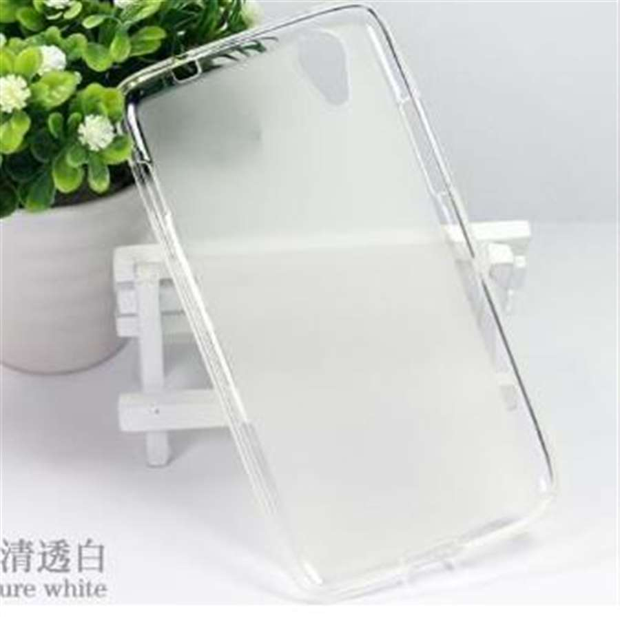 Matte Thin Plastic Case Soft TPU Silicon Phone Cover for <font><b>Lenovo</b></font> <font><b>S960</b></font> image