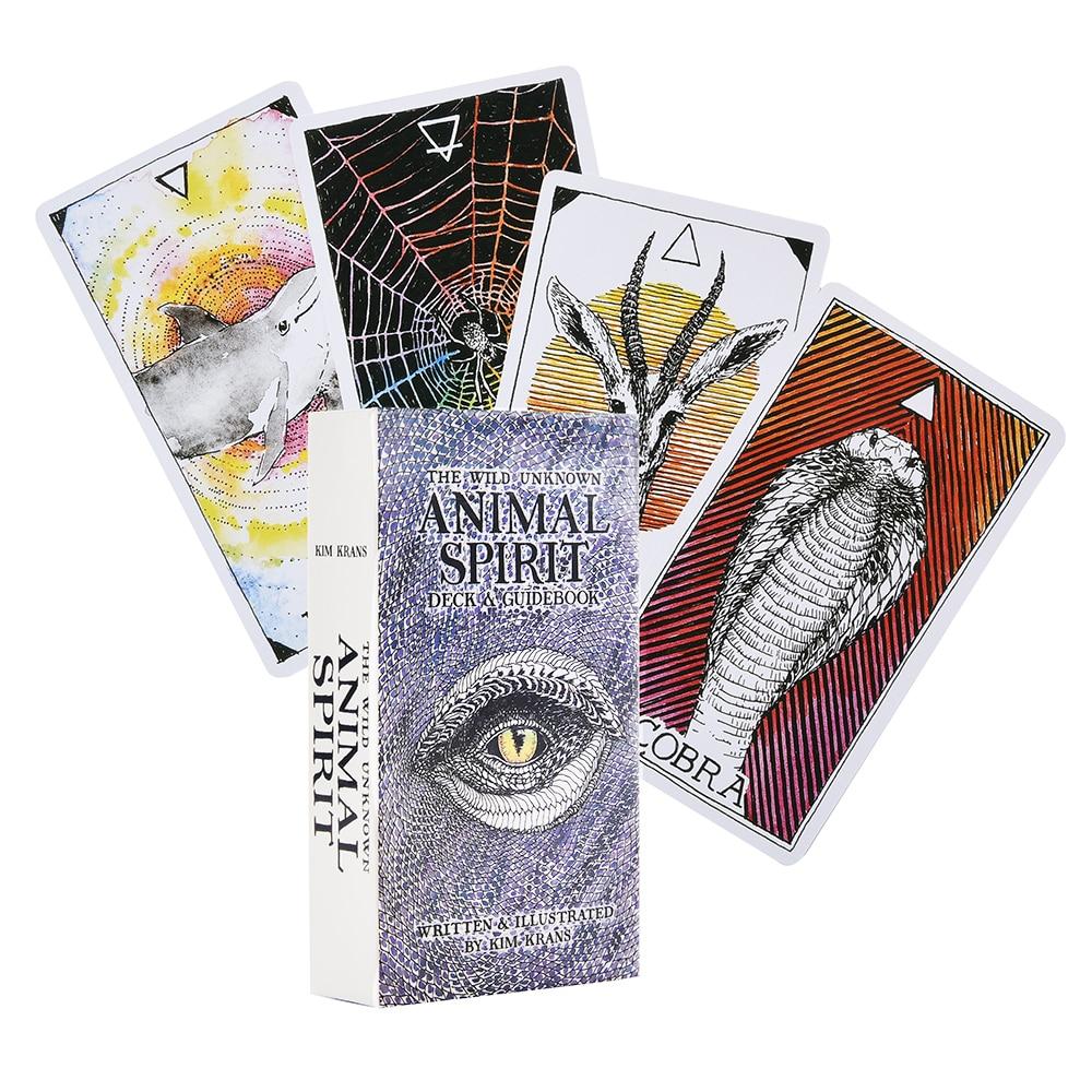 The Wild Unknown Animal Spirit Deck Tarot Oracle Cards