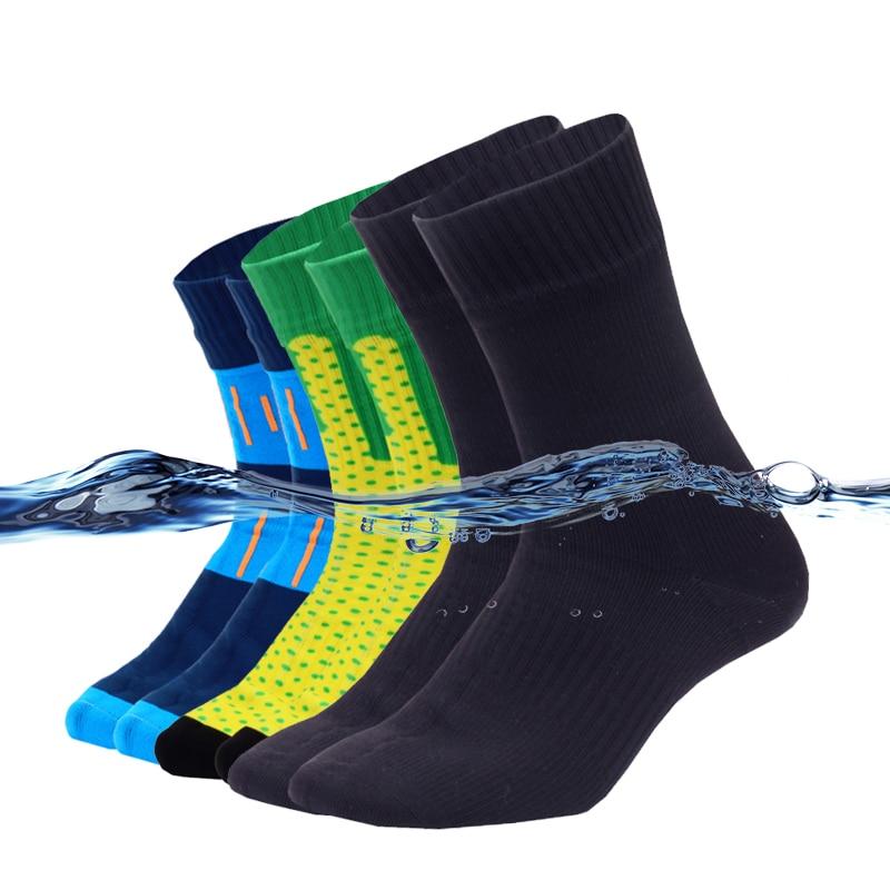 Hot Sale Waterproof Socks Running Climbing Outdoor Sports Socks Men Women Modal Skiing Hiking Camping Fishing Cycling Socks