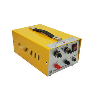 Image 5 - DX 30A handheld laser spot welder laser welding machine with tungsten needle for Soldering Jewelry