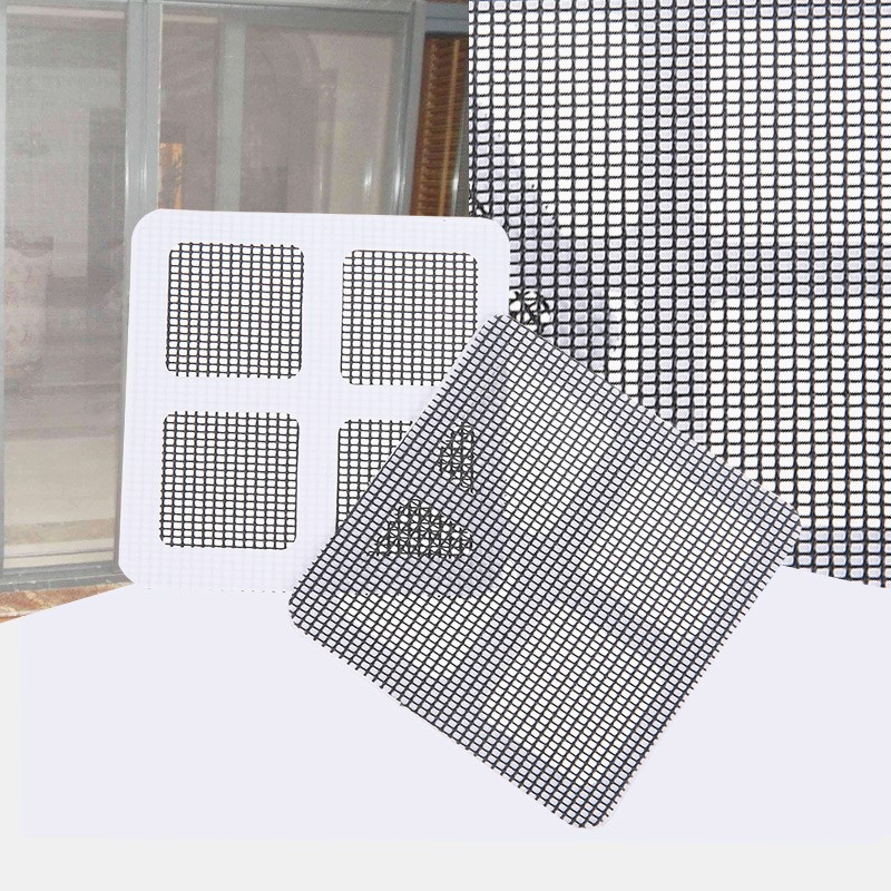1/3Pcs Durable Anti-Insect Fly Bug Door Window Mosquito Screen Net RepairTape Patch Self Adhesive RepairTape Window Repair Tool