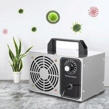 28 g/h Generator ozonu Ozonator maszyna O3 dezodorujący Sanitizer oczyszczacz powietrza domu filtr powietrza z przełącznik czasowy 220V