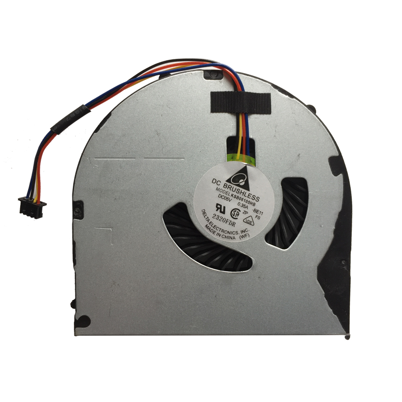 New Fan For Lenovo B590 E49A E49L E49AL E49G K49 K49a V480 V480C V580C V580 B580 B480 M590 M490 Laptop Cpu Cooling Fan Cooler