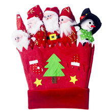 1 PC Costume Gloves Festival Cute Adult Finger Puppet Holiday Supplies