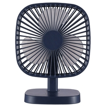 Portable Mini Usb Fan Rechargeable Large Wind Ultra Quiet, Suitable For Office, Camping, Outdoor