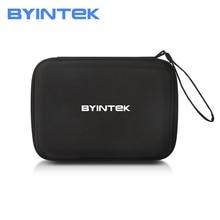Funda de lujo Original BYINTEK, protección de tela portátil para Mini proyector UFO P10 P8I R7 (el proyector no está incluido)