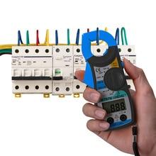 Digital-Clamp-Meters Multimeter Current Electrical-Megger-Tester Voltage True Rms Mini