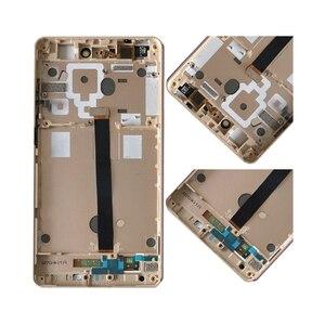 Image 4 - Pantalla ORIGINAL de 5,0 pulgadas para XIAOMI Mi 4S, montaje de digitalizador LCD con pantalla táctil para Xiaomi Mi4S, reemplazo de marco, pantalla Mi4s M4s