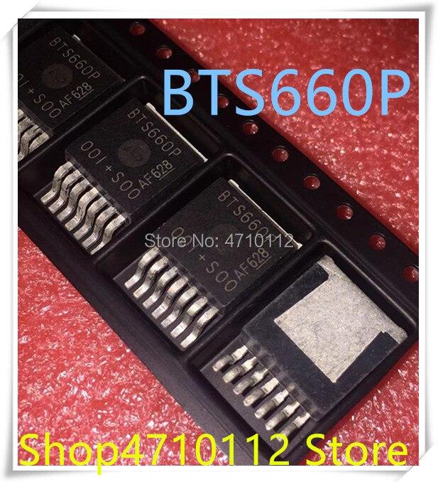 NEW 10PCS/LOT  BTS660P BTS660 TO-263-7 IC