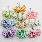 6pcs Silk roses bouq...