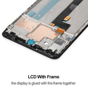 Image 4 - Для Xiaomi Mi Max 3 ЖК дисплей + сенсорный экран новый дигитайзер стеклянная панель Замена ЖК для Xiaomi Mi Max 3 2160X1080 6,9 дюймов
