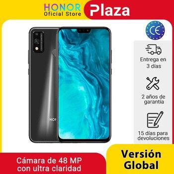 Перейти на Алиэкспресс и купить Новое поступление глобальная версия Honor 9X Lite смартфон 4G 128G 48MP Камера Kirin 710 6,5 ''мобильный телефон Android P GPU Turbo 3,0 NFC