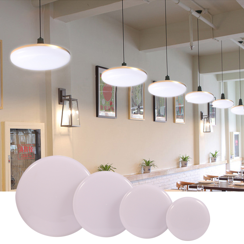 UFO Led Lamp 220V E27 LED Bulb Light 60W 50W 40W 30W 15W 20W 40W Ampoule Bombilla Led For Home Lighting Spotlight White