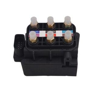 Image 2 - Bloque de válvula de suspensión de aire para Audi A6 C6 A8 D3 OEM 4F0616013 4F0616005B, 4Z7616007, 4Z7616007A