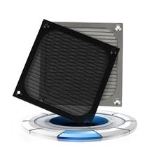 8cm pokrywa wentylatora filtr pyłowy pyłoszczelna osłona z siatki osłona netto dla komputer stancjonarny akcesoria do wentylatorów tanie tanio BGEKTOTH NONE CN (pochodzenie)