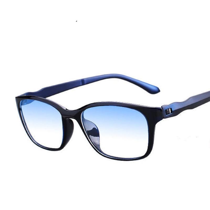 Reading Glasses Men Anti Blue Rays Presbyopia Eyeglasses Antifatigue Computer Eyewear With +1.5 +2.0 +2.5 +3.0 +3.5 +4.0 Glasess