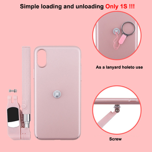 Image 4 - Bluetooth Selfie Stick Case for iPhone 11 Pro XS MAX XR X 8 7 6 6S Plus SE 2020 Case Portable Foldable for Apple 11 Cover Funda