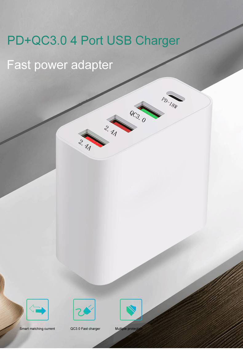 PD QC3.0 Charger 10副本