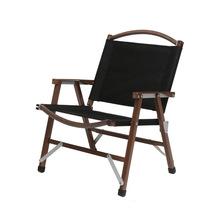 Outdoor Furniture Beach Chairs Oak solid wood outdoor camping chair folding canvas chair fishing chair portable Beach Chair new cheap Ecoz CN(Origin) FOLDING CHAIR 52*49*66cm Modern