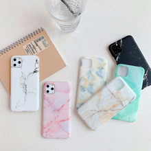Matte Marble Phone Case For iPhone 6 7