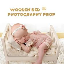 Newborn Props for Photography Wood Bed Newborn Posing Baby Photography Photo Bed Crib Props Shoot Posing Sofa the design aglow posing guide for wedding photography
