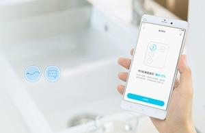 Image 5 - Oryginalny filtr do wody Xiaomi Mi Preposition filtr z węglem aktywnym Smartphone pilot urządzenie domowe czysta woda