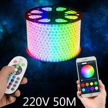 Светодиодная ленсветильник rgb 5050smd для внутреннего освещения