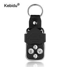 Kebidu 433mhz 4 ערוץ שלט רחוק עבור למעלה 432EV TOP 432NA TOP432NA 433.92 Mhz מעתק דלת מוסך שער עותק