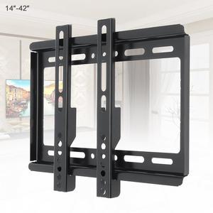 Image 1 - 2018 sıcak satış evrensel TV duvar montaj aparatı için en 10 ila 32 inç HDTV düz Panel TV