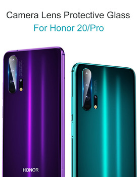 10pcs Camera Protective Glass on For Huawei Honor 20 Pro 10 Lite 20i 10i 9X 8X Max 9 Lite Tempered Glass Camera Lens Protector