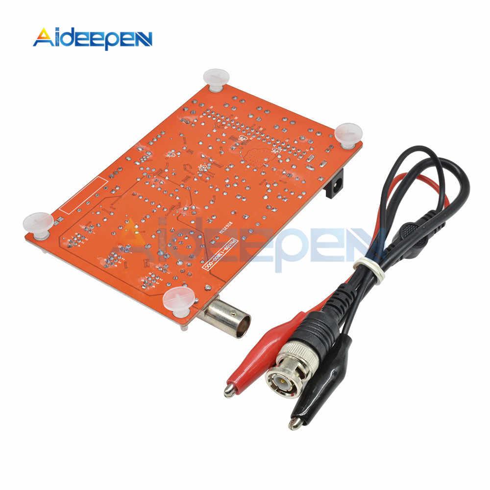 הדיגיטלי אוסצילוסקופ (מלא התאסף) + אקריליק מקרה + DSO150 P6100 בדיקה עבור Arduino