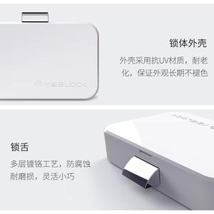 Image 3 - YEELOCK Smart Cabinet Drawer Lock Keyless Bluetooth APP  Anti Theft Child Safety File Security Drawer switch