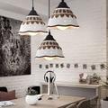 Скандинавский минимализм подвесной светильник регулируемый угол E27 небольшой подвесной светильник s  домашний декор светильник ing лампа и б...