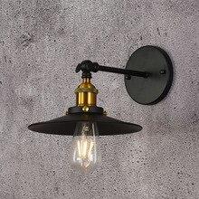 La sección de la lámpara de pared se puede ajustar arriba y abajo de las lámparas y linternas personalidad sección individual lámpara de pared corta