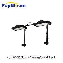 PopBloom aquarium lamp led lighting marine fish tank lights fishing light fixtures MJ3BP2
