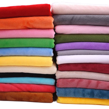 50cm*160cm Short plush crystal super soft plush fabric for sewing dolls DIY Handmade Home Textile Cloth For Toys Plush Fabric