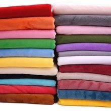 50Cm * 160Cm Korte Pluche Kristal Super Zachte Pluche Stof Voor Naaien Poppen Diy Handgemaakte Thuis Textiel Doek voor Speelgoed Pluche