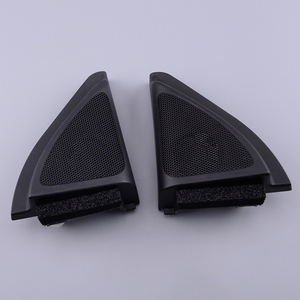 Image 1 - 1 Pair Car Front Door Speaker Tweeter Triangle Cover Trim Panel Fit for Toyota Corolla 2006 2007 2008 2009 2010 2011 2012 2013