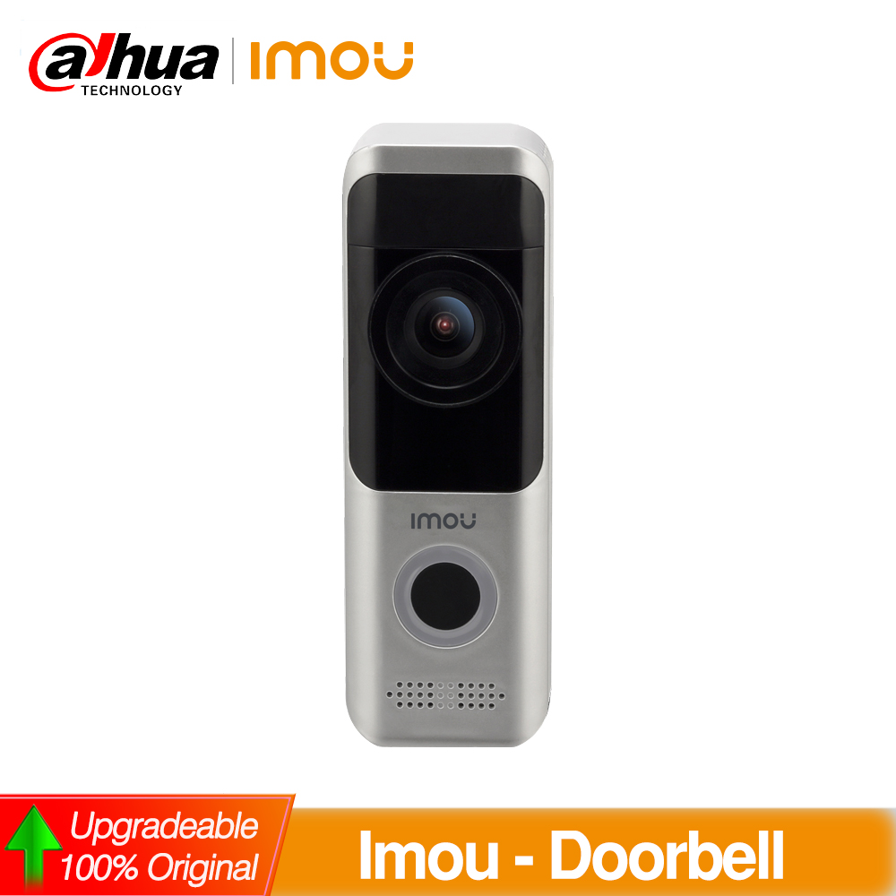 Dahua Imou DB10 Doorbell Wifi Doorbell With PIR Detect HD 1080p HD Video 2-Way Talk Built In Speaker SD Card Slot Cloud Service