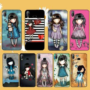 NBDRUICAI Japan Santoro Gorjuss Soft Silicone TPU Phone Cover For Samsung A10 A20 A30 A40 A50 A70 A71 A51 A6 A8 2018(China)