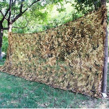 2x6m Large Size Desert Digital Camouflage Net Outdoor Camo Netting