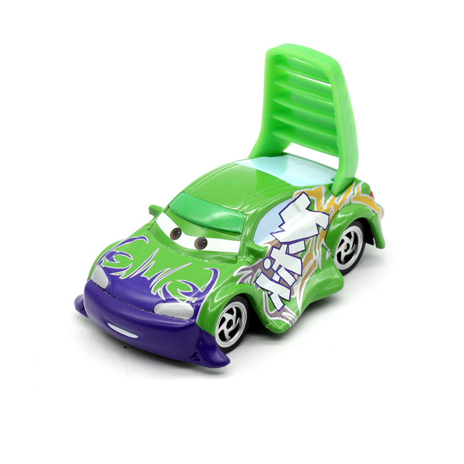 Disney Car 3 Cars 2 McQueen Cars1:55Jackson  Metal Alloy Mold  Toy Car, Model 2 Boys, Girls, Kids Toys, Birthday Gift