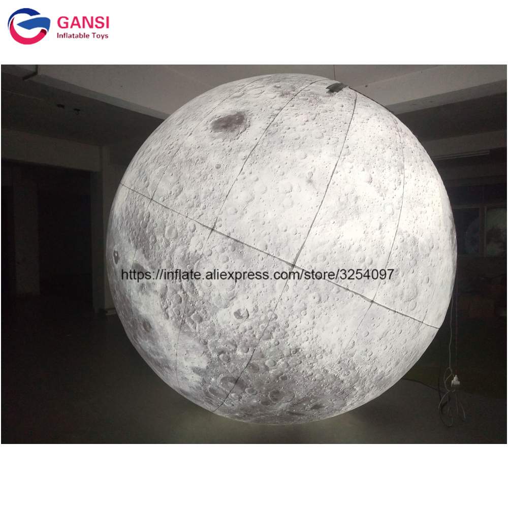 inflatable moon08