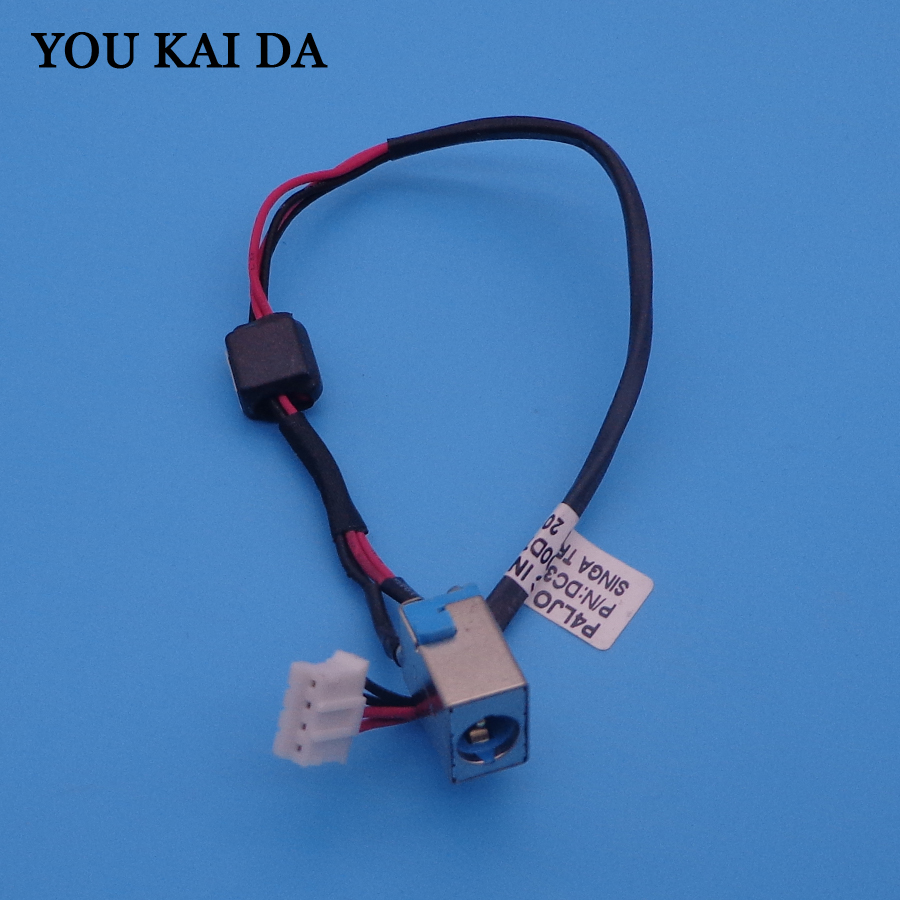 100% Original NEW 90 Watt Laptop DC Power Jack Cable Socket Wire Connector For Acer Aspire E1-571 E1-571g Series
