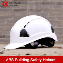 CK Tech.ABS Safety Helmet Construction Climbing Work Protective Helmet Hard Hat Cap Outdoor Breathable Engineering Rescue Helmet(China)
