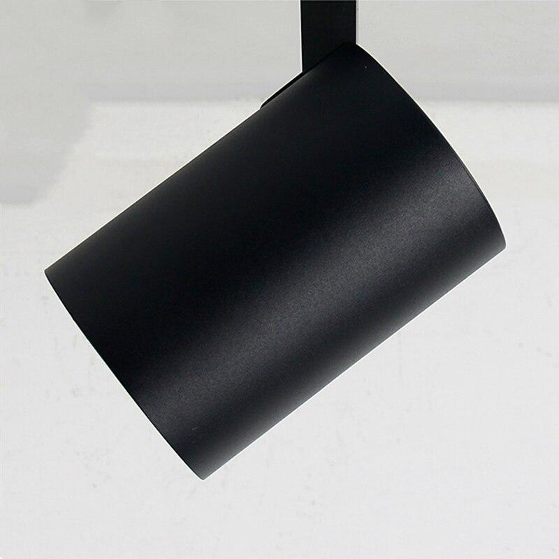 diodo emissor de luz spotlight superficie instalacao 04