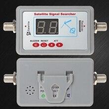 Digital TV Antenne Satellite Signal Finder Meter Searcher LCD Display SF 95DL