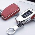 Чехол для автомобильных ключей из цинкового сплава и кожи для Lexus IS ES CT200H NX LX 250 300 350 450H 300H ES300h ES200 UX250h LS350 LS500h ES350 ES260