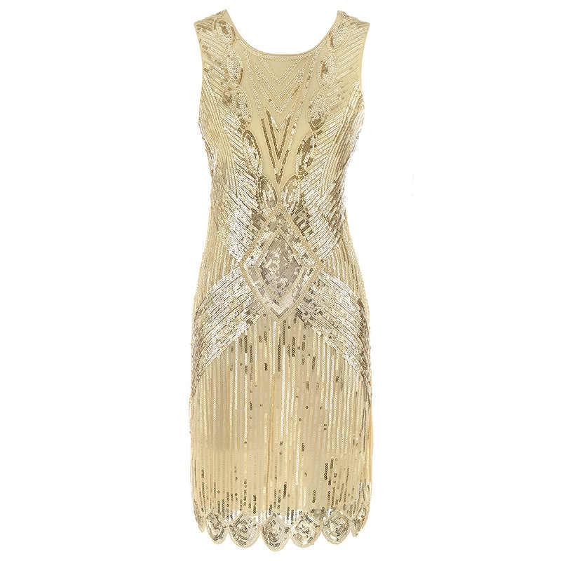 Женское платье, женское платье с асимметричным подолом, сексуальное вечернее платье без рукавов, винтажное платье с круглым вырезом и блестками